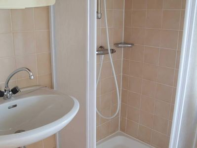 Appartment Typ B Dusche/WC