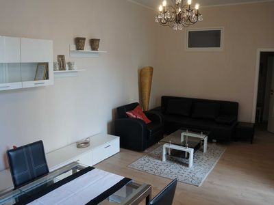 Photo for Apartment 2, 74 sqm, 2 bedrooms, balcony - 3 beautiful apartments with 2 bedrooms