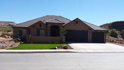Photo for Close to Zion, Uniquely Decorated, 3 King Beds, Upscale Quiet Neighborhood