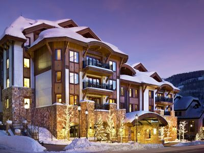Photo for Luxury Condo In Beautiful Resort in the Middle of Vail Village