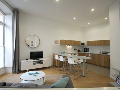 Photo for Superb apartment at the doors of the Public Garden