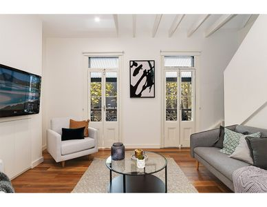 Photo for 2BR Apartment Vacation Rental in Pyrmont, NSW