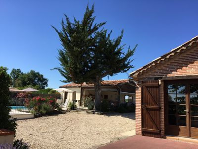 Photo for Tarn-et-Garonne Luxury Farmhouse, Heated Pool