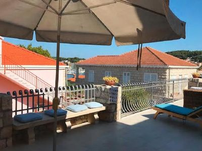 Photo for holiday home Girasole, Lumbarda  in Korcula - 6 persons, 3 bedrooms