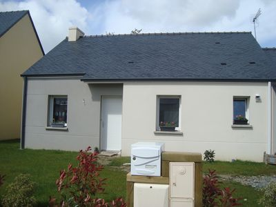Photo for Holiday house st andre waters near the golf course and near the beaches.