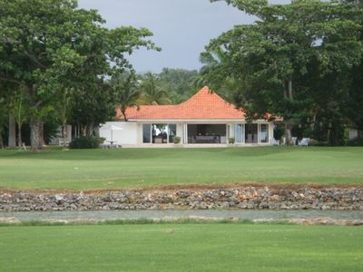 Photo for 5 BR 5.5 BA Golf & Lake View / Full Staff / Wifi / From 195.00 Night