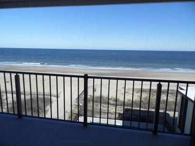 Photo for Oceanfront 2 Br, Pool, Amazing View ST 302