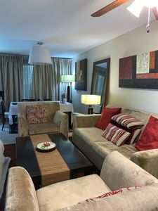 Photo for Beautiful entire 2BR Condo, king size bedroom and two singles bedroom