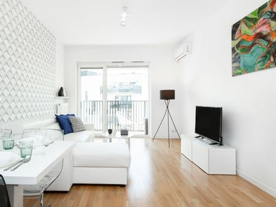 Photo for Apartment Dygata 2/45 | WiFi, Air-conditioning, Garage, Terrace