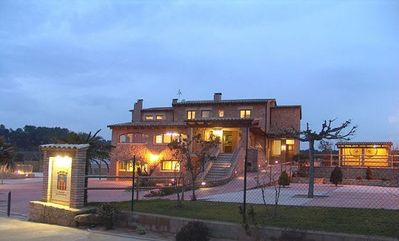 The luxurious  Casa Chargall, is a superb holiday home with accomdates 20 (+3)