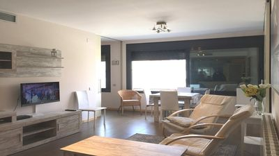 Photo for apartment with parking and near the sea