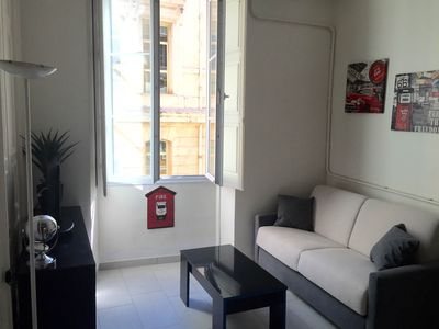 Photo for CONDITIONING STUDIO DUPLEX IN THE HEART OF OLD NICE WITH WIFI