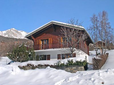 Photo for Vacation home Le Betzon  in Ovronnaz, Valais - 6 persons, 3 bedrooms