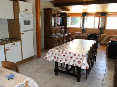 Photo for 2BR Apartment Vacation Rental in chatel
