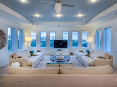 """Photo for * SEASIDE * """"EXHALE"""", Gulf Views; Heart of Seaside - 4Bedrooms"""