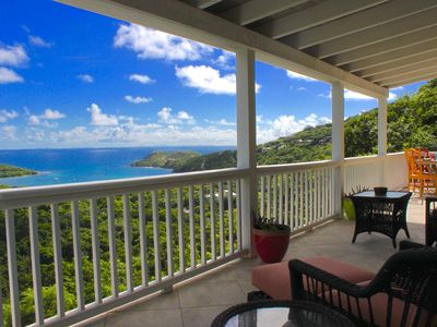 Photo for El CARIBE - Affordable Private Home with Stunning Views and Caribbean Details