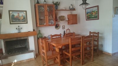 Photo for Townhouse in Sant Antoni de Calonge with pool, 5 min walk from the beach