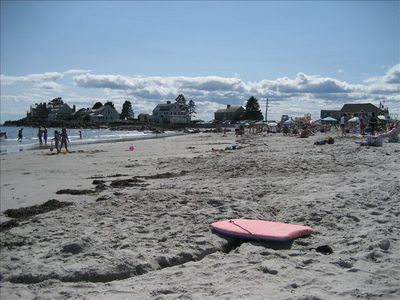 Kennebunk Beach - 'Mother's Beach' - 2 minute walk from the house