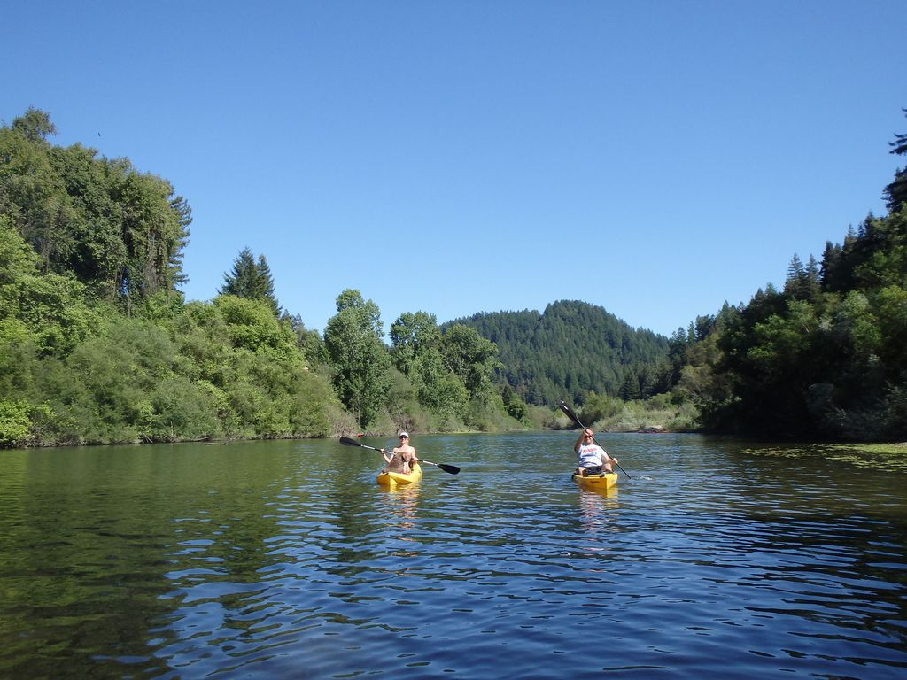 Redwood Cottage Riverfront With Beach Island Hot Tub Last Minute Specials Monte Rio Russian