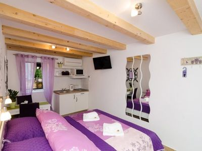 Photo for Studio apartment in the center of Dubrovnik with Internet, Air conditioning (989220)