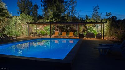 Photo for Casa Butterfly, quiet vacation without children in nature, swimming pool and near the