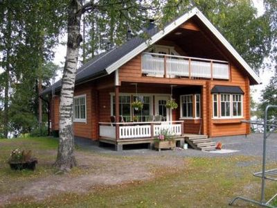 Photo for Vacation home Järvilehto in Jämijärvi - 10 persons, 2 bedrooms