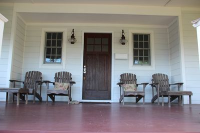 Welcome! Front Porch