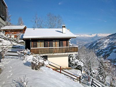 Photo for Vacation home Chalet Puck  in Nendaz, Valais - 6 persons, 3 bedrooms