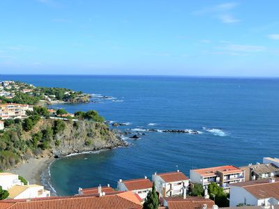 Photo for Fantastic apartment with panoramic views of the sea!