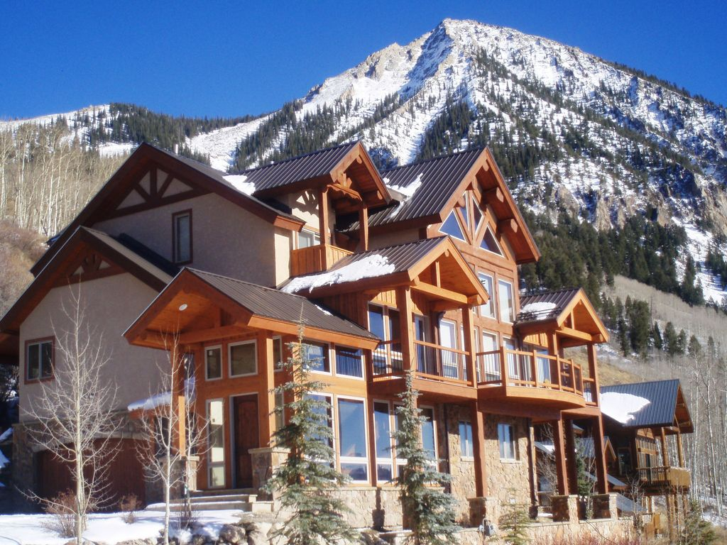 Casa per 14 persone in the outlook 388269 for Cabine vicino a crested butte co