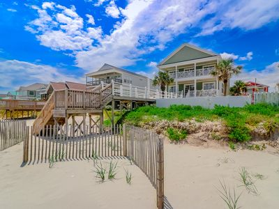 Photo for **ALL-INCLUSIVE RATES** The Big Chill - Oceanfront & Private Pool