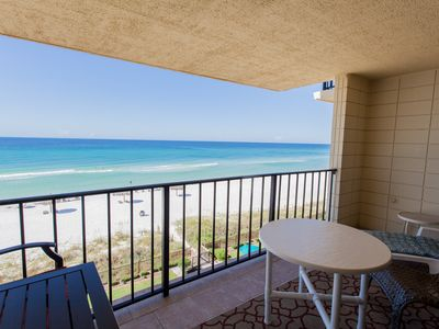 Photo for 3 NIGHT STAYS NOW WELCOME AT GULF FRONT CONDO! Amazing Gulf Views in Quiet Condo