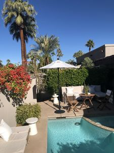 Your private pool within private gated courtyard