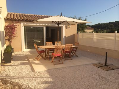 Photo for T2 IN INDEPENDENT VILLA - BEACH WALK THE GARONNE
