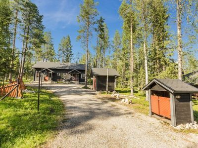 Photo for Vacation home Alppitalo b in Ylläsjärvi - 6 persons, 2 bedrooms