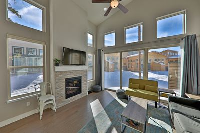 Journey Way 2 BR in Rendezvous - a SkyRun Winter Park Property -