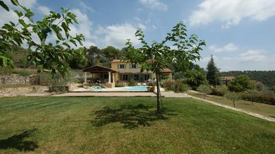 Photo for the dream for everyone! 5 bedrooms, 5 bathrooms, private pool, comfort, ....