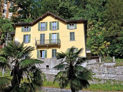 Photo for Apartment in the center of Locarno with Parking, Terrace, Washing machine (46843)