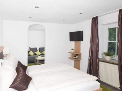 Photo for Comfort Double Room - Hotel Restaurant Burg Waldenstein