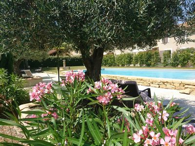 Photo for HOLIDAY IN A PROVENCAL MAS