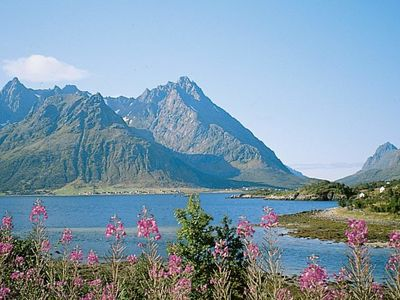 Photo for Vacation home Lofoten in Laupstad - 4 persons, 2 bedrooms