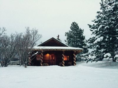 Cross country ski or snowshoe out your front door on over 40+ acres.