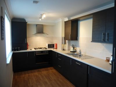 Spacious Kitchen with Hi Spec Intergrated Electrical Appliances