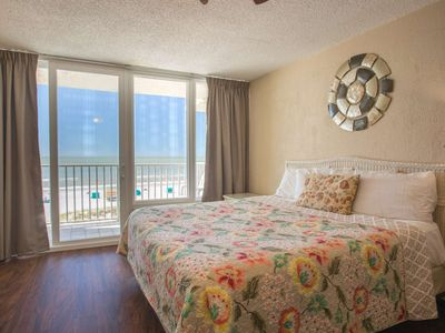 Photo for On a Budget, But Need A Vacation?  This Beachfront Studio is for You!