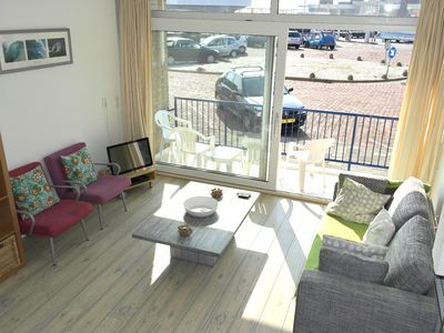 Photo for Maisonette aan Zee in Bergen aan Zee, beach apartment
