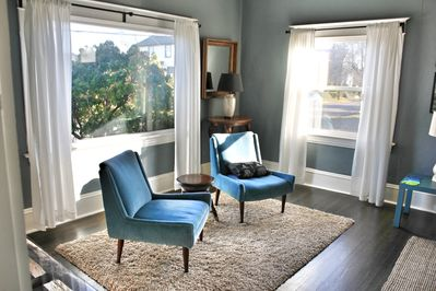 """""""The home was clean and had lots of natural light"""" - Colin & Rachel Y"""