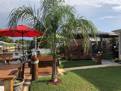 Photo for Gulf Access! Floating Dock To Tie Your Boat! Quiet Neighborhood.