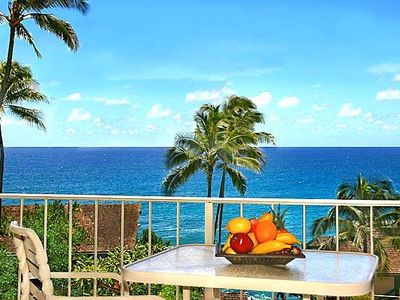 Photo for Sunset Kahili 307 * Fabulous Ocean Views and a Short Walk to Poipu Beach Park