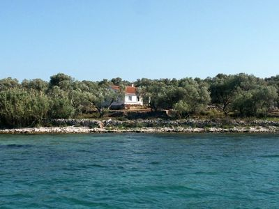 Photo for House in Krknata (Dugi otok), capacity 8+1