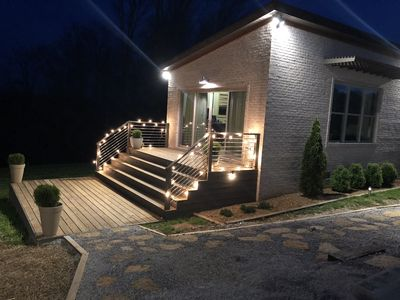 Photo for Cozy Buck Mountain Retreat. Vacation in peace and comfortable luxury.